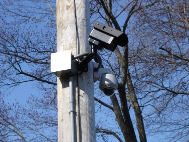 Security Camera - Low-Voltage Electronics
